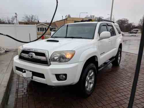 Toyota 4runner 2007 Priced To Sell So Hurry! 0 Problems I One