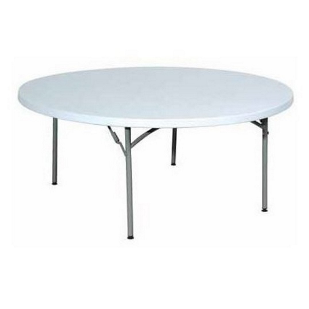 Table Ronde Pvc Mobilier