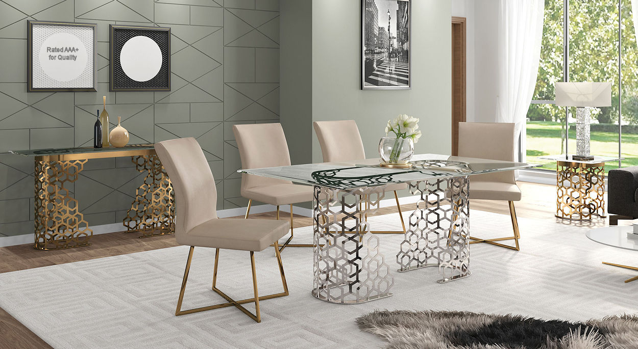 1 Contemporary Furniture Modern Dining