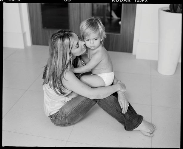 Children and their parents… Photographer Scarlet Page