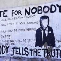 """Vote For Nobody"""