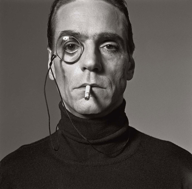 Portraits… Photographer Michel Comte