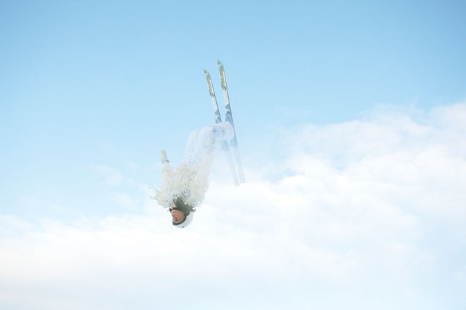 2010 Winter Olympics… Photographer Ryan McGinley