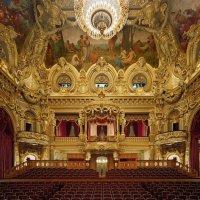 Opera House Series by Photographer David Leventi