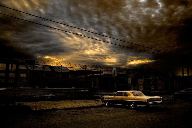Abandoned Places… Photographer Anthony Kurtz