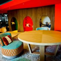 70s Style Google Office Pictures in London (25 Pics)