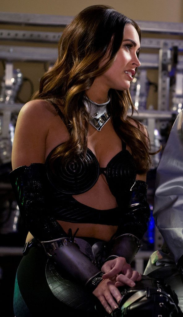 Megan Fox is Sexy Warrior Princess!