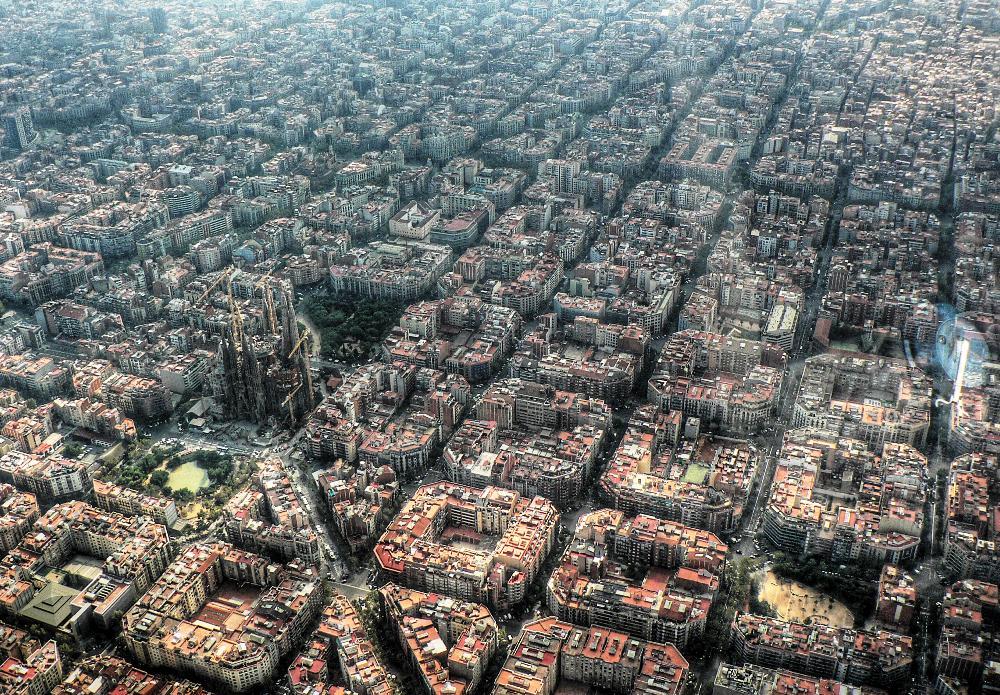 Geometry in Barcelona