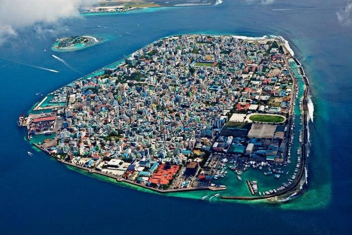 Malé Island,Republic of the Maldives