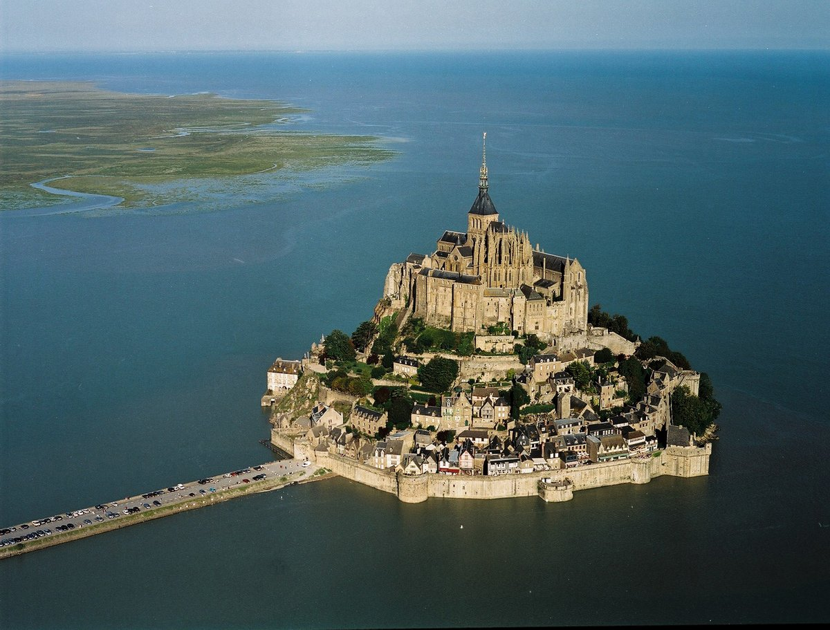 Mount Saint Michel - France