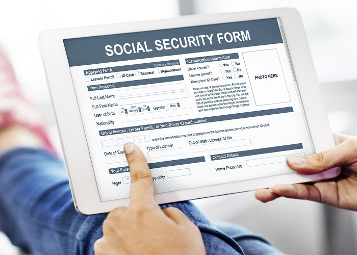 Everything about the Social Security Disability form