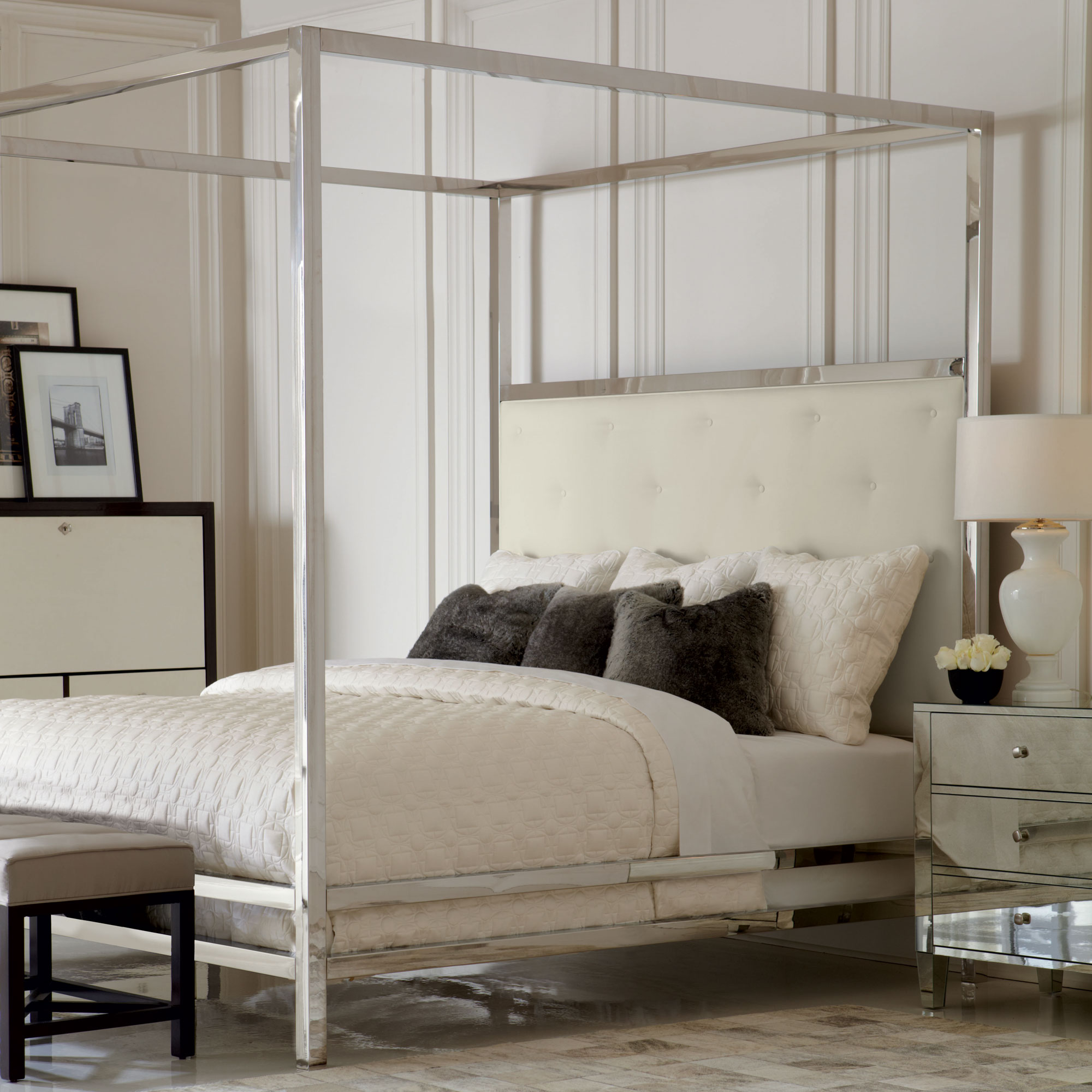 Fabric Beds Canada Canopy Beds Mcgrath Ii Blog