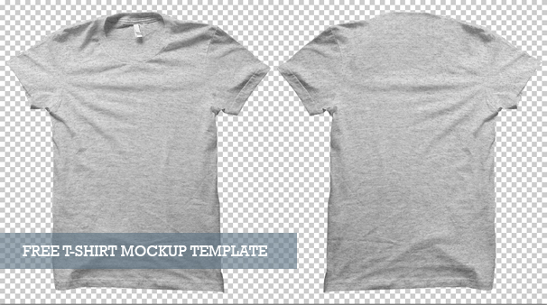 40 Free T-Shirt Mockups PSD Templates For Your Online Store in 2018