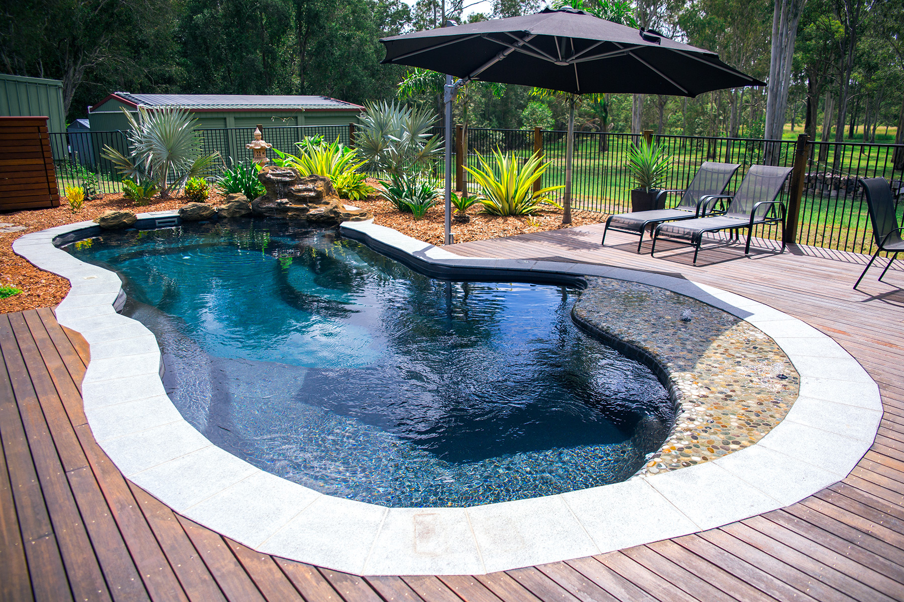 Pool With R Why You Should Install A Swimming Pool In Potomac Premier Pools