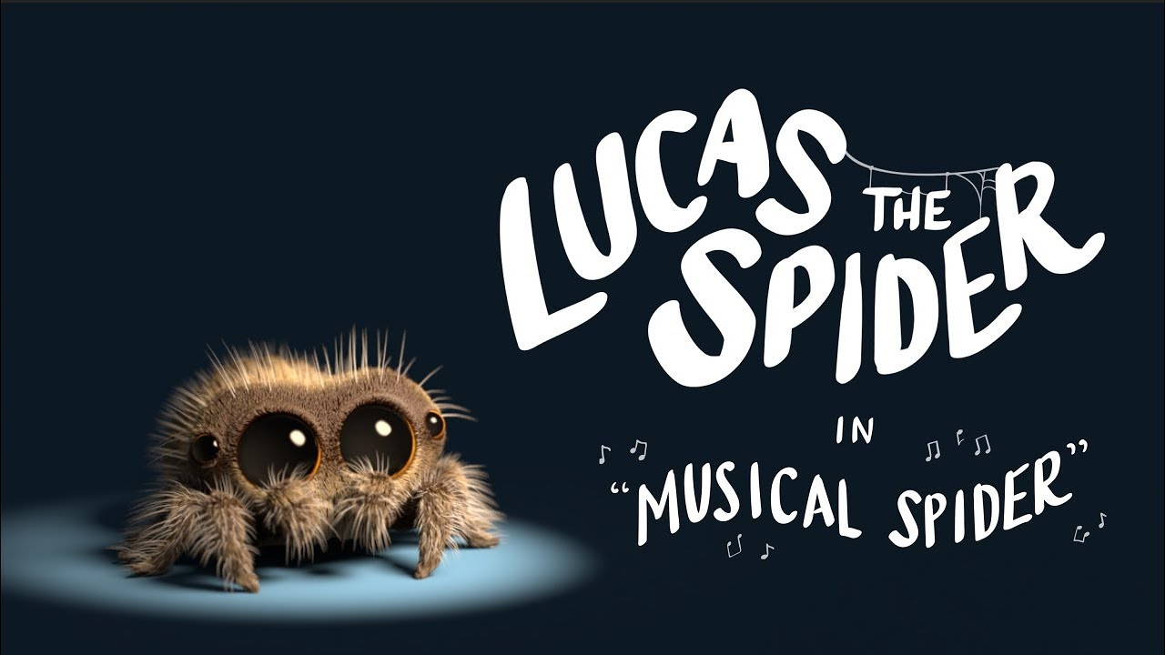 Cute Halloween Ghost Wallpaper Lucas The Spider Musical Spider 1funny Com