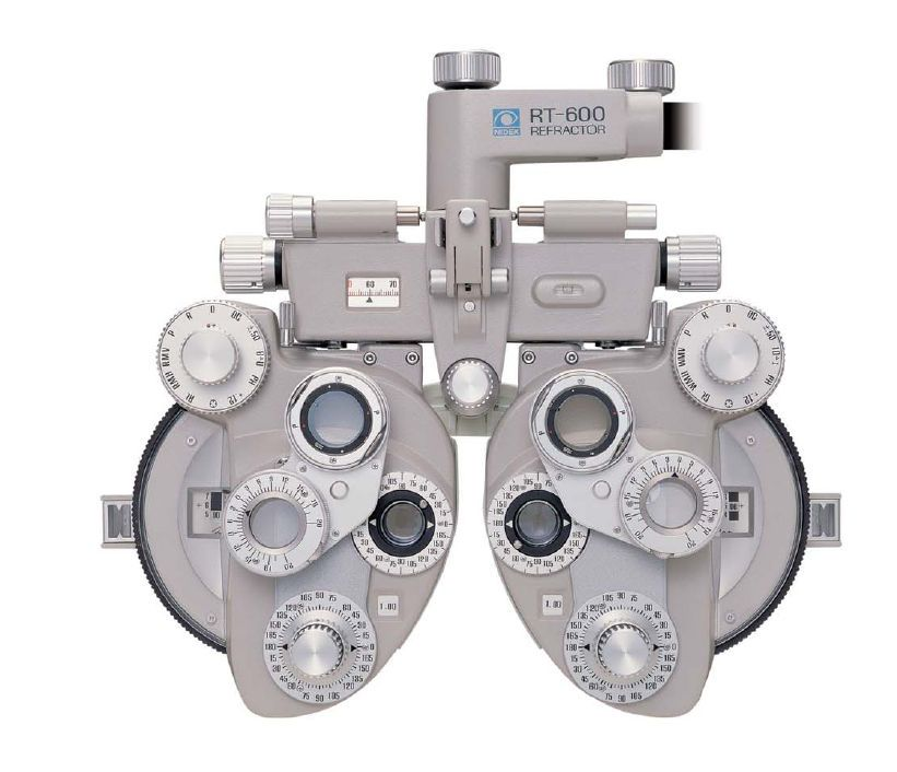 Advanced Vision and Eye Testing Instruments Golden Vision Clinic