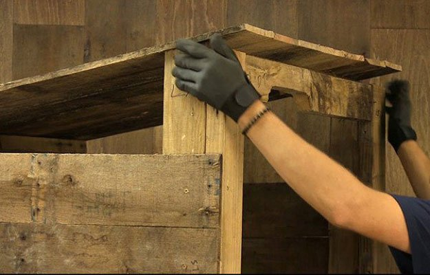 Screw Roofing Materials | Build A Homemade Pallet Smoker