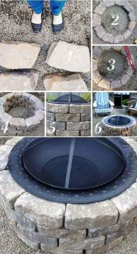 27 Hottest Fire Pit Ideas and Designs