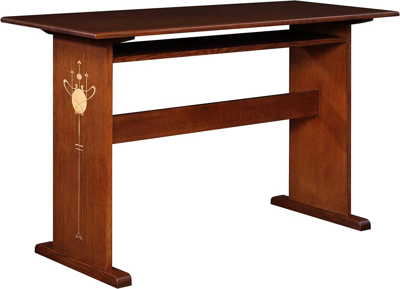 2021 Collector Edition Harvey Ellis Console Desk Mission Collection Stickley Furniture