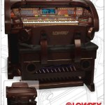 Lowrey Organ A6000 Imperial Edition