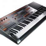 NAMM2012に登場 CASIO XW-P1