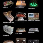Nick's world of synthesizers