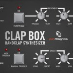Simmons社 Clap Trap のイミュレーションアプリClap Box for iOS