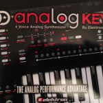 Elektron Analog Four Keys プレゼンテーション