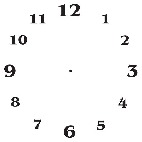 Free Worksheets Clock Face Template Printable Free Math – Face Template Printable