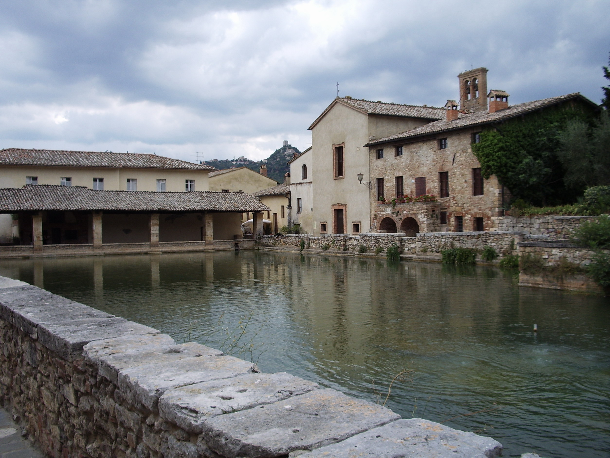 Bagno Vignoni Free Thermal Baths Tuscany Roman Baths Thermal Baths In Italy A Travel Guide