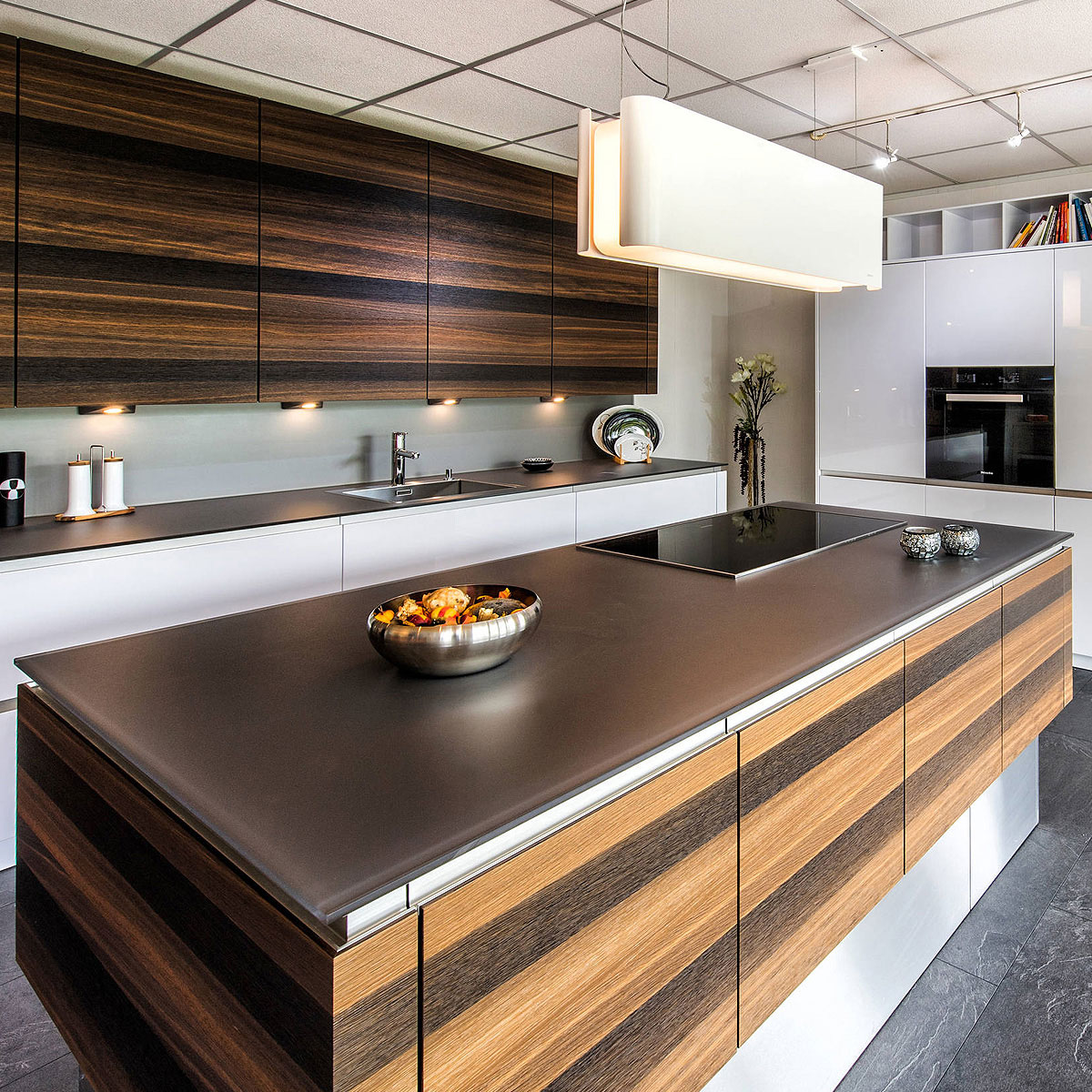 37 Glass Countertop Ideas Glass Top Designs Tips Advice