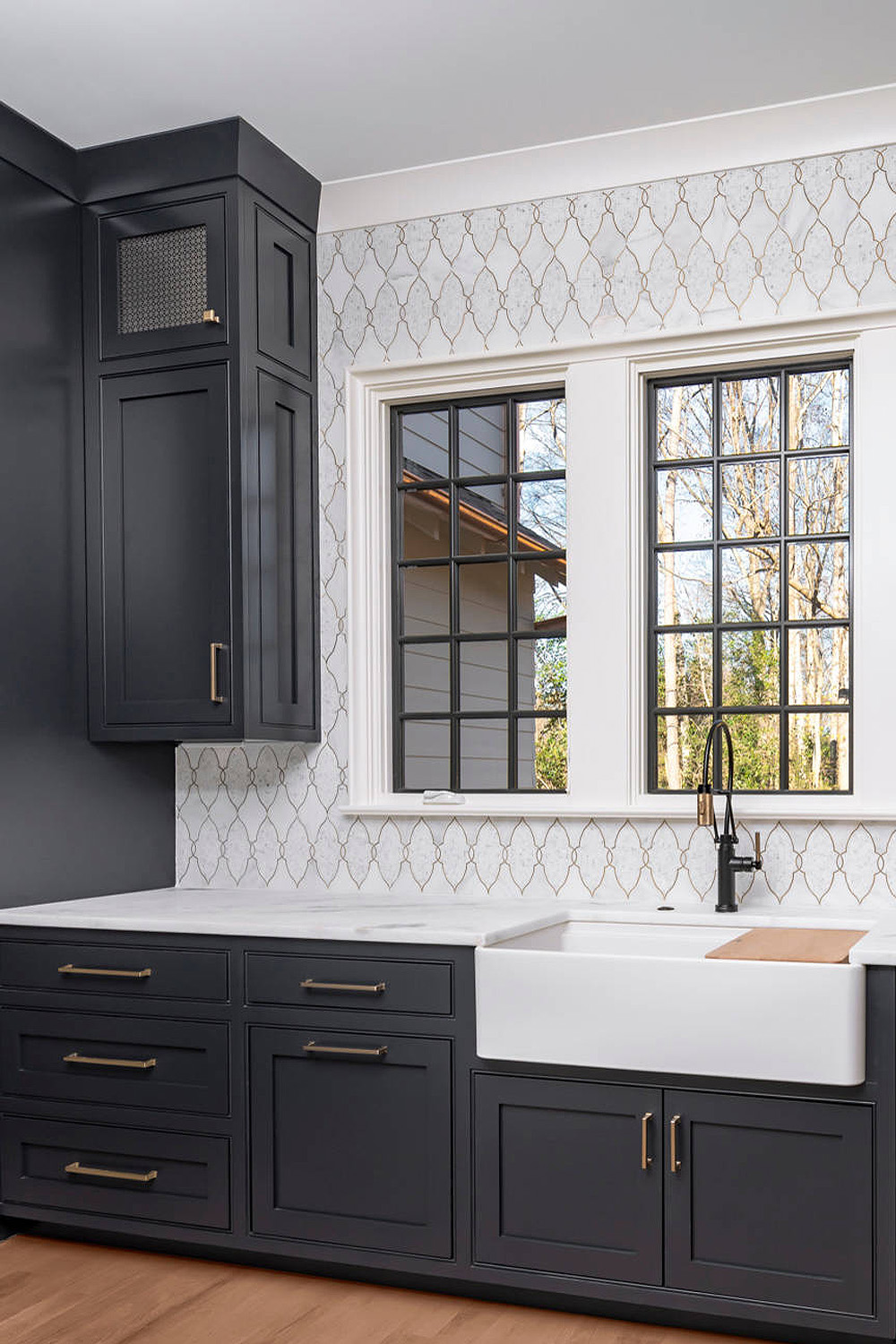 39 Black Kitchen Cabinet Ideas Entering The Dark Side