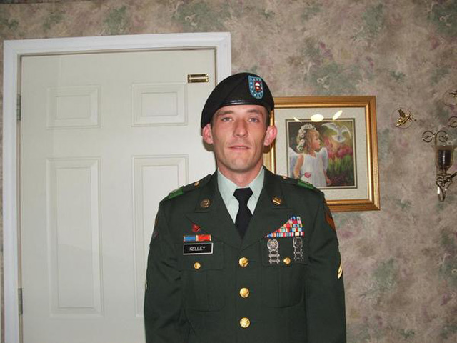 Warriors\u0027 Voices CPL David Kelley, 1st Cavalry Division, US Army