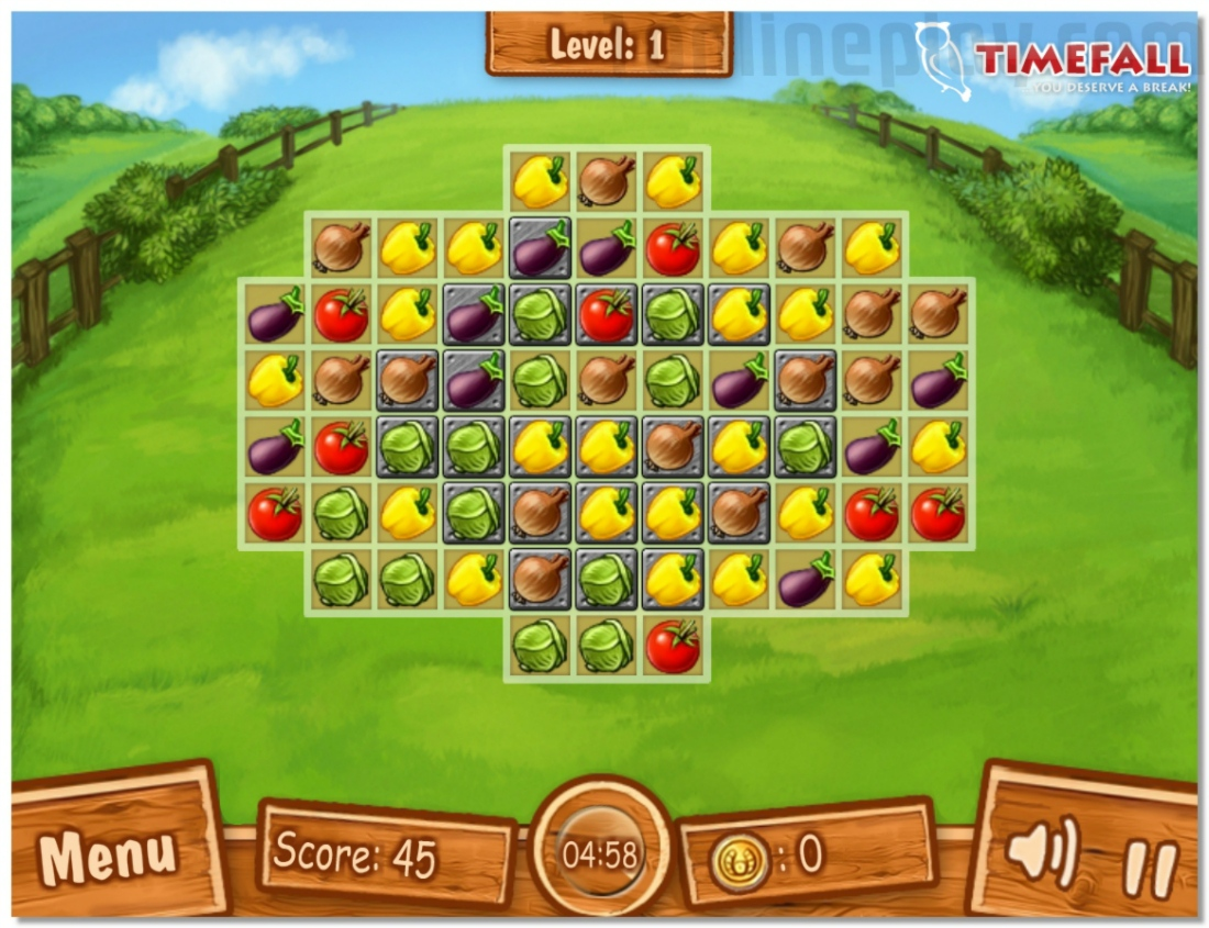 Puzzel Online Farm Of Dreams Great Puzzle Game Online Free Games