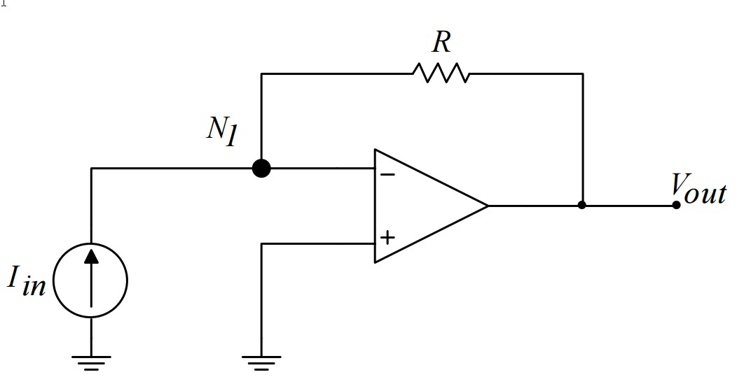 types of op amp circuit
