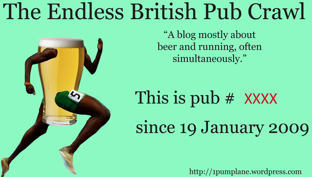 Pub Calling Cards to greet the 700th (and others) The Endless