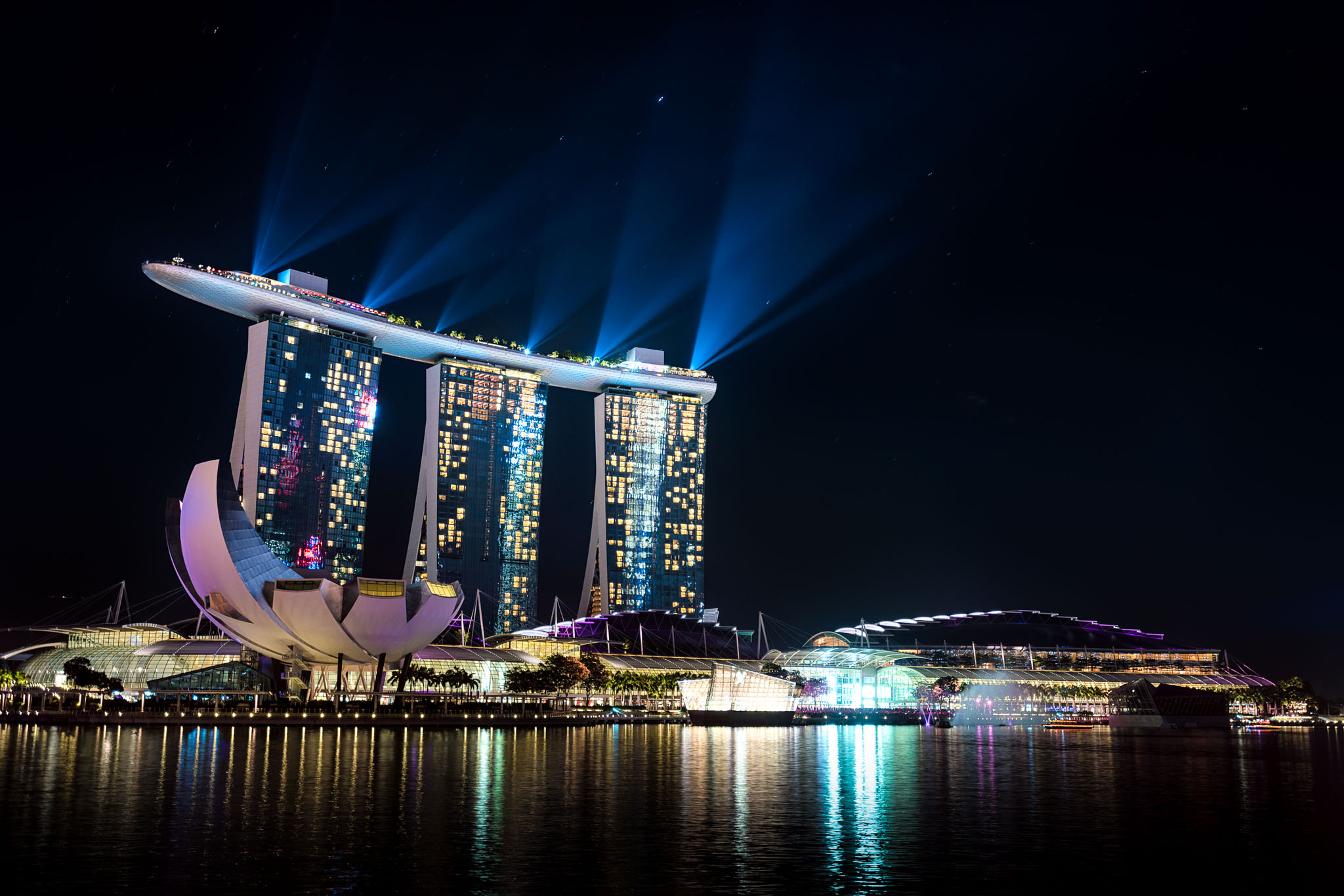 Marina Bay Sands Singapore Picture Of The Week Marina Bay Sands Singapore Andy 39s