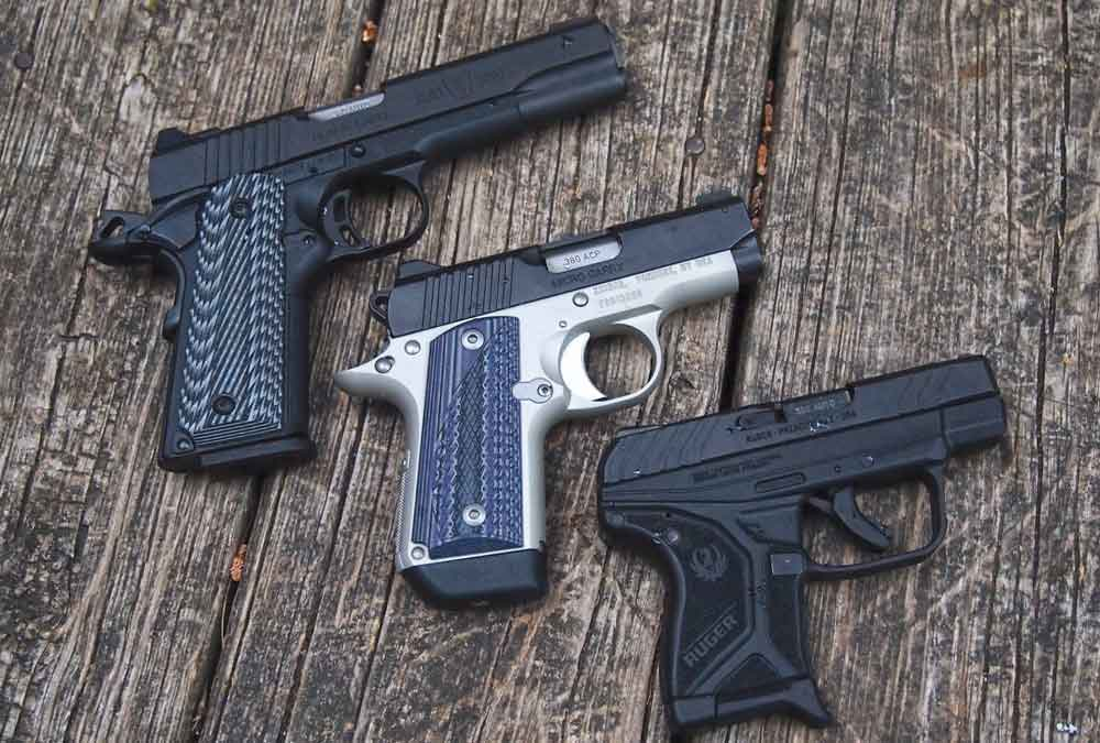 Concealed Carry Is The 380 ACP Enough For Self-Defense? Gun Digest