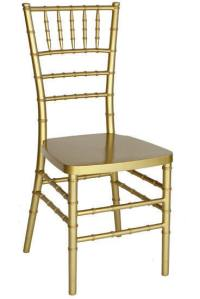 Resin Chiavari Chair | Chivari Resin Chairs | Ballroom ...