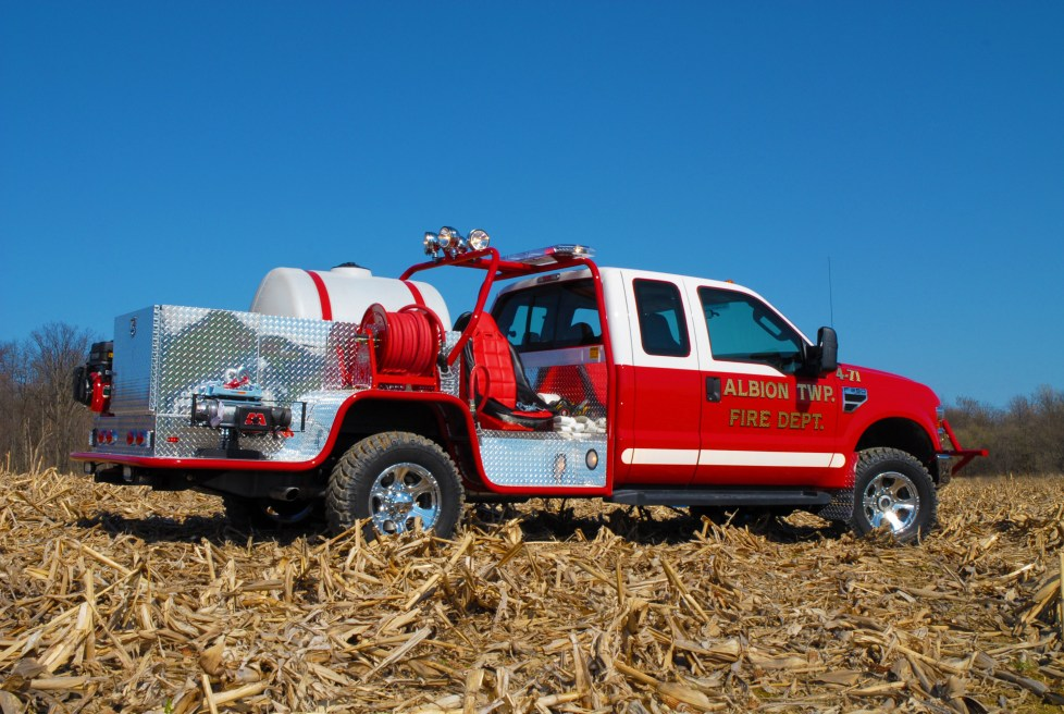 #36 Albion Twp. Fire Dept.