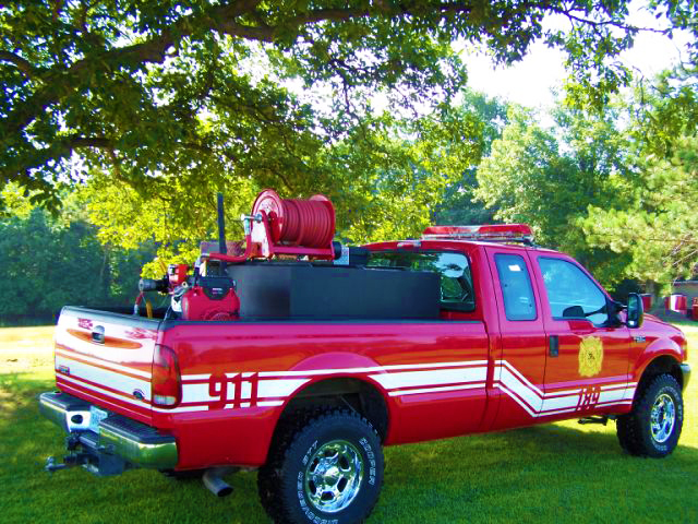 #61 Aboite Twp. Fire Dept.
