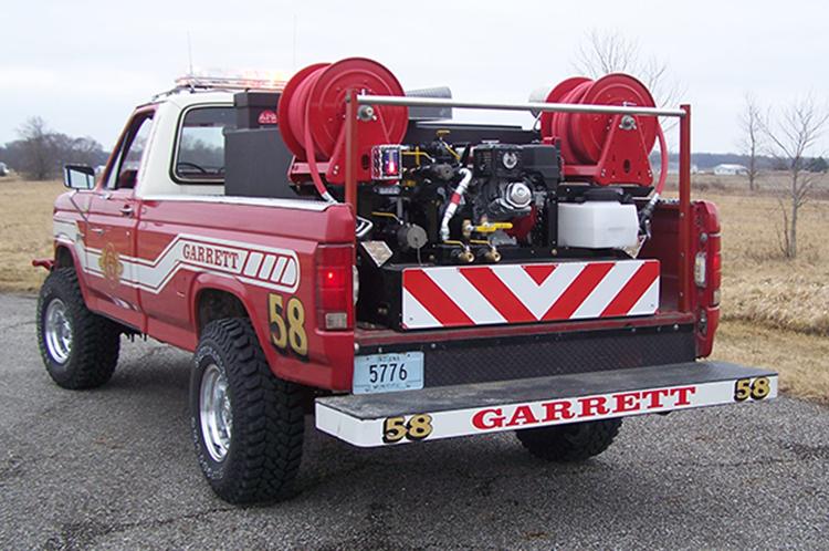 #85 Garrett Fire Dept.