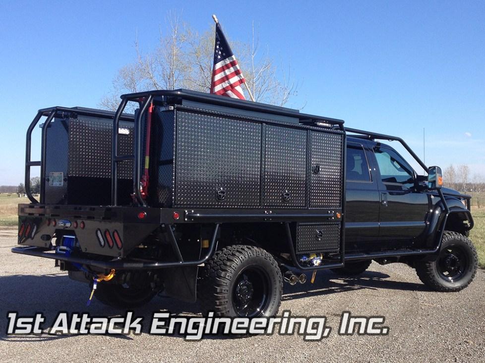 #107 Chuck's Truck