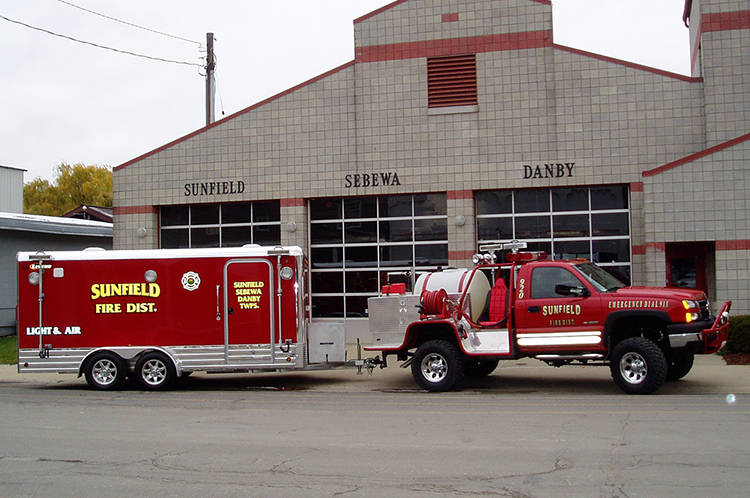 #32 Sunfield Twp. Fire Dept.