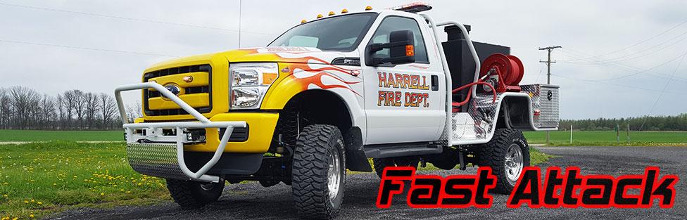 Harrell Fire Department
