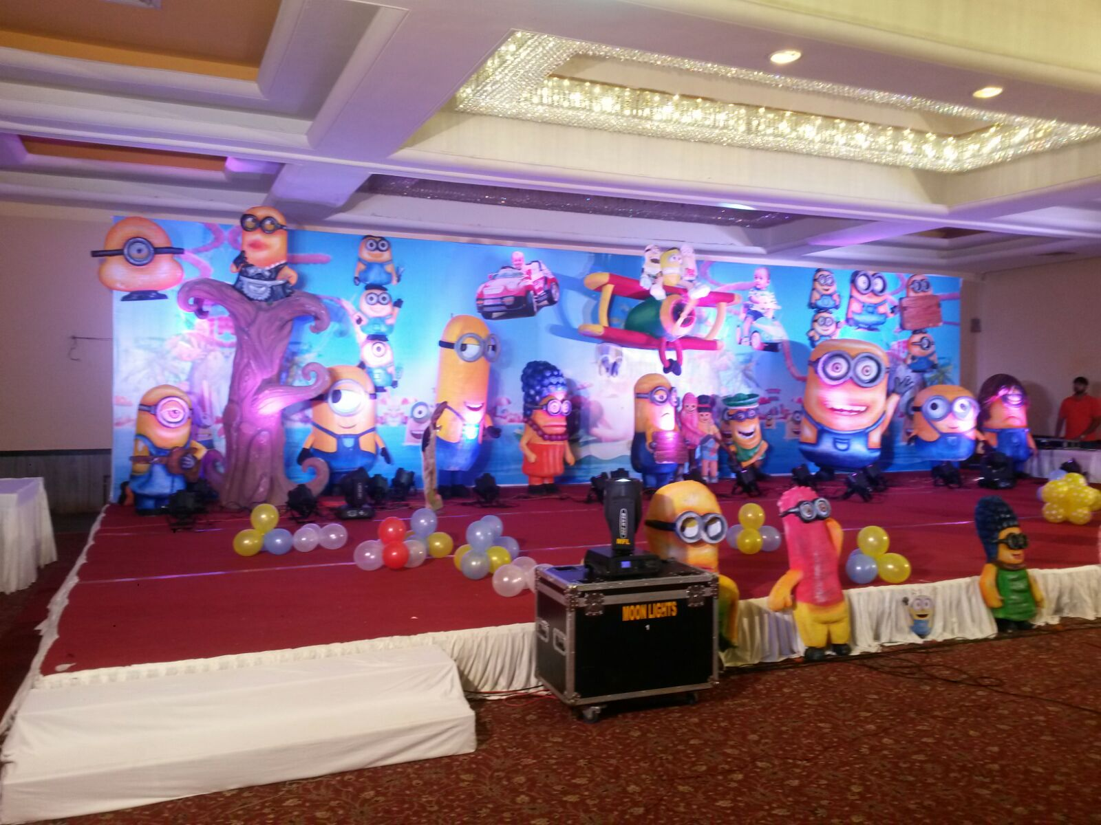Decoration For Party Birthday Stage Decoration Photos Decoratingspecial