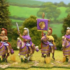 Agema Cataphracts Full Barding Command