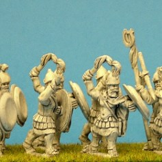 Punic Infantry Command