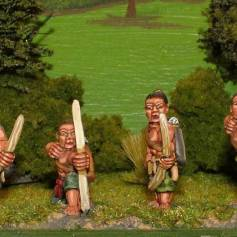 SU17 Tribal archers.