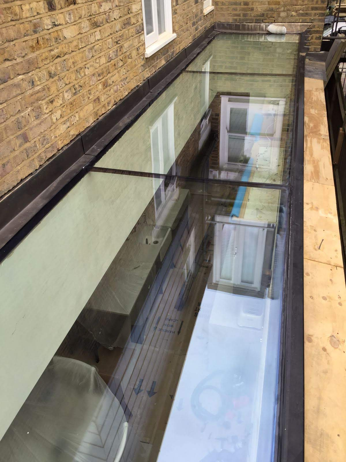 Glass Roof Extension Frameless Glass Roof Vertical Horizontal 1st Folding Sliding